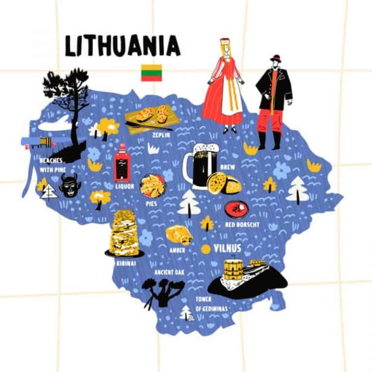 ליטא למטיילים